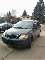2001 Mazda MPV DX Minivan, Van***7 Seats**Cheap**