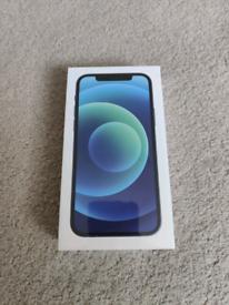 Apple IPhone 12 - 256GB - Blue (Vodafone UK) - B'New Sealed