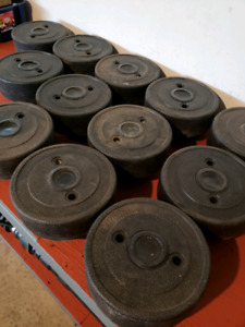 NEW WHEEL WEIGHTS FOR LAWN TRACTOR