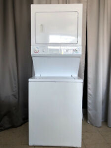 """1yr old 27"""" Frigidaire gallery laundry centre +warranty for sale"""