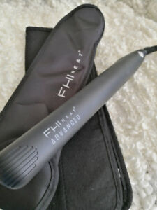 FHI Advanced 1-Inch Black Ceramic Hair Styling Flat Iron