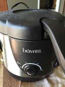 bravetti deep fryer 1.5L