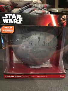 STAR WARS death star night light