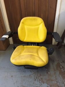 John Deere Seat   never used tractor seat UNIVERSAL TRACTOR SEAT