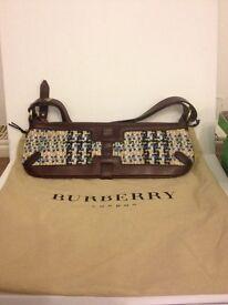 Original Burberry Ladies Bag (New)