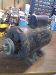 3/4 HP Motor for sale.