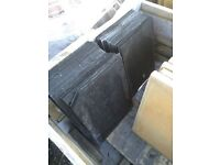 375 X 500mm Natural Slate for Roofing x59