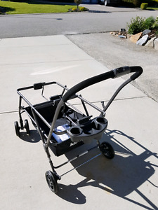 NEW Joovy twin roo snap and go stroller
