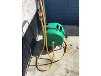 Long Hose and Reel