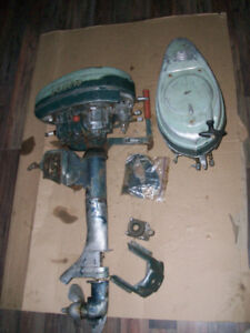 ELGIN Outboard Motors  trade for tiny gas generator