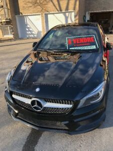 Mercedes-Benz CLA250 4matic