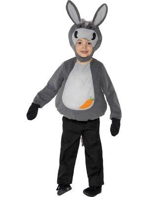 Eselkostüm Kinder Esel Kinderkostüm Maultier 3-4 Jahre Gr (Kinder Esel Kostüme)