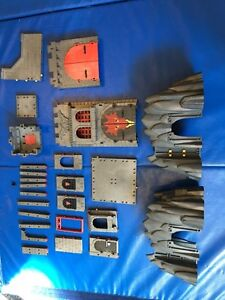 Playmobil Parts for Medieval Dragons Knight Rock Castle.