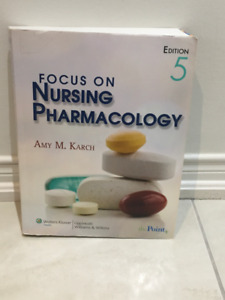 Focus on Nursing Pharmacology (5th edition)