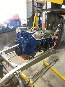 1959 Ford Edsel 332 FE engine stroked to 385