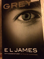 GREY Fifty Shades of Grey as told by Christian by EL James