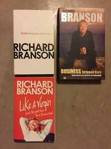 Richard Branson book on business