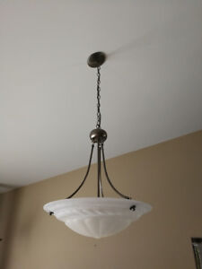 """20"""" Chandelier / 2 for sale"""