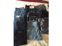 Branded true religion/ Armani jeans