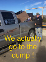 DUMP RUNS DONE THE LEGAL WAY