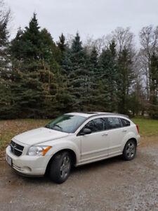 2007 Dodge Caliber Hatchback