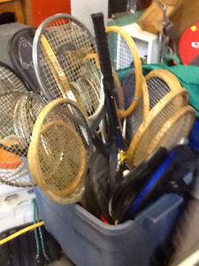 Tennis Raquets $10 +up
