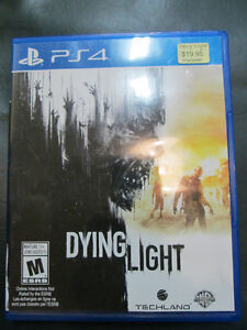 PLAYSTATION 4 GAMES FOR SALE AT NEARLY NEW PORT HOPE Peterborough Peterborough Area image 2