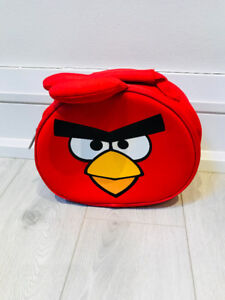Angry Birds Insulated Lunch Bag - Red Bird - Never Used