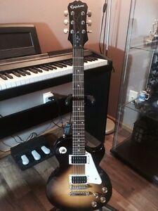 Epiphone Les Paul LP-100 Vintage Sunburst Electric Guitar