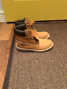 Boys' Timberland boots-youth size 7M
