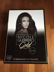 Nicole  guerriero Professional hot tools kit