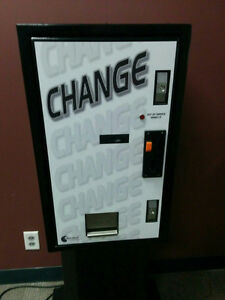 ★☆★☆★UPGRADED BILL/COIN CHANGER MACHINE-MUST GO ASAP★☆★☆★