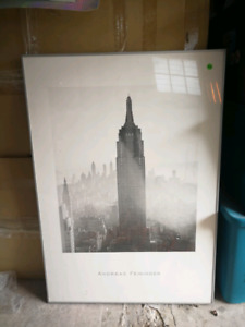 Wall Portrait of Empire State (NYC)