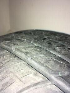 1, Toyo 800 Ultra winter tire 225/60/R16 45% left