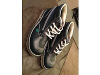 Kickers adult size 4
