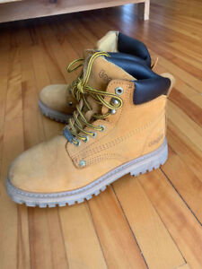 Chaussures, style Timberland, Taille 6 1/2