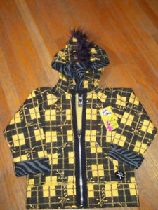 Yellow toddler. Mohawk sweater