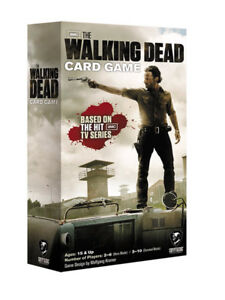 Walking dead Card Game-Excellent condition