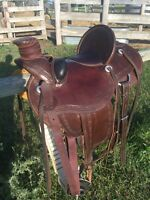 "16"" Blue River Wade Saddle"