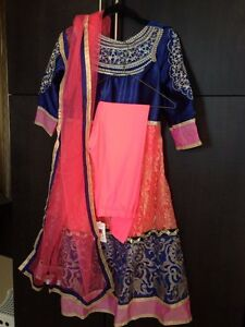 Extra fancy... Highly decorated Indian wedding/ceremony dresses! Cambridge Kitchener Area image 7