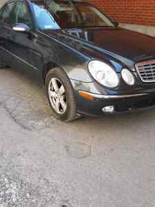 2003,  MERCEDES E-320 , only 99.770 km