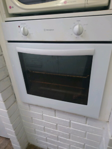 Free electric wall oven