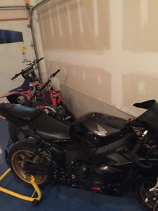 STOLEN Honda CBR 1000RR
