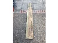 6 foot six feet scaffold plank