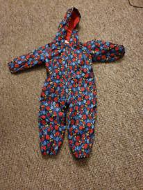 Mini Club- puddle suit