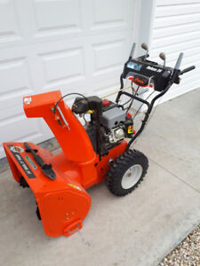 * REDUCED PRICE* Ariens Compact 24 in. 2-Stage Snow Blower-208cc