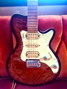 *reduced* GODIN SDxt electric guitar