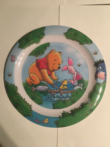 Winnie The Pooh Assiete Disney Collection