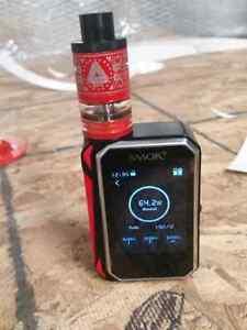 Smok gpriv 220w with limited plus rdta etc