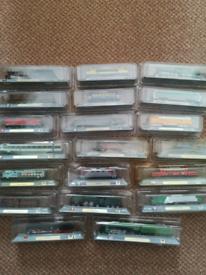 100 N Gauge Model Trains
